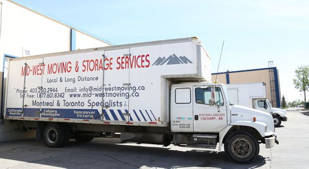 mid-west moving & storage services